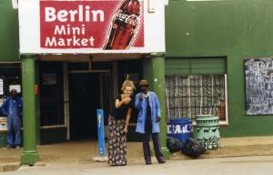 Berlin in Südafrika - natürlich in der Nähe von Potsdam