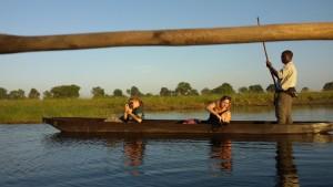 Botswana Okavango Delta Safari im Mokoro