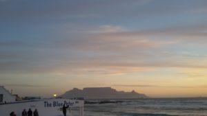 Der Atlantik vor Kapstadt